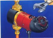 格兰富智能型家用热水循环泵