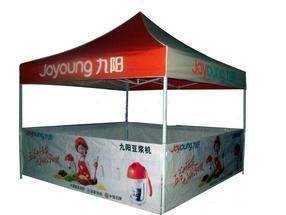 热转印广告帐篷