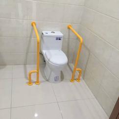 厕所无障碍扶手A卫生间安全抓杆A养老院卫生间无障碍扶手