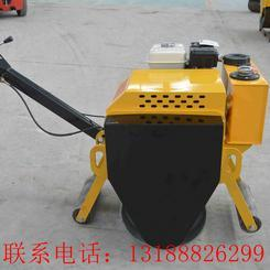 手扶单轮压路机 微型单轮压路机 震动压土机
