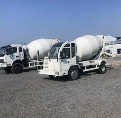 厂家直销移动式混凝土搅拌运输车 水泥搅拌罐车带断气