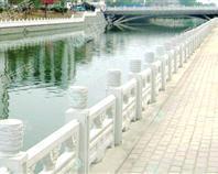 仿石护栏,河道栏杆,水利工程,水库堤坝,流域整治