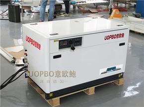 380V12千瓦汽油发电机组