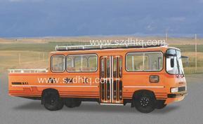 教练车 东风十八座电力工程车 13908665756