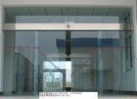 西安玻璃自动门维修制作