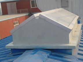 三角型天窗