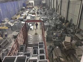 供应海淀角铁法兰风管_共板法兰风管_通风管道加工定制厂家