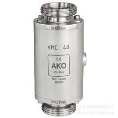 德国AKO  VMC气动夹管阀/气动管夹阀-螺纹连接