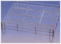 供应各种工艺丝网制品网框、网篮、商超货架-安平高照