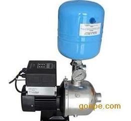 智能型恒压变频供水系统