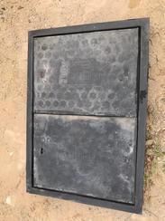 广州厂家直销水泥单页检查井盖,双页检查井盖