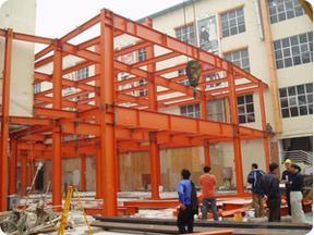 钢结构房屋 通州钢结构公司