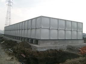 玻璃钢消防水箱价格北京公司