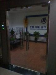 西安门禁玻璃门维修安装