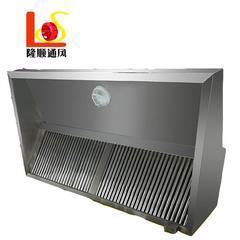 厂家定做201 304不锈钢油烟罩 厨房不锈钢吸烟吸尘罩