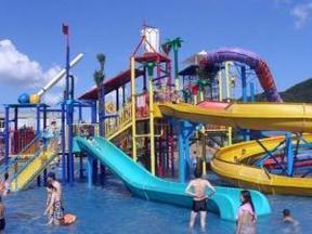 儿童滑梯/喷水玩具/多功能水上乐园设备 专业建造