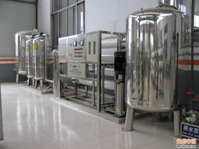 饮用水处理设备,反渗透纯净水处理装置