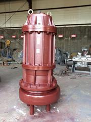 利欧潜水式吸砂泵NSQ80-63-9液下抽沙泵泥沙泵潜水排污泵渣浆泵