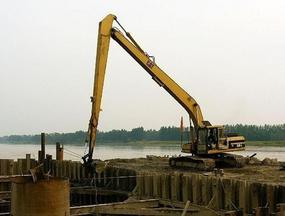 挖掘机加长臂厂家专业定做