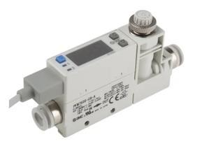 MC 集成显示器 流量开关, PFM 系列, 介质监测干燥空气