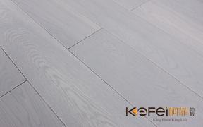 白蜡木实木地板厂家 柯菲木地板白蜡木实木地板