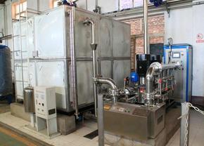 无负压供水设备(进口)无负压变频供水设备