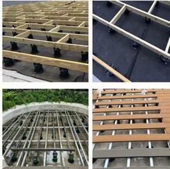贵州瓷砖龙骨支撑架,石材垫高器,地板架空,龙骨支撑器厂家直销