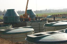 农村分散型生活污水处理设备,新农村社区专用设备