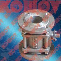 KOWOV陶瓷球阀-不锈钢陶瓷球阀