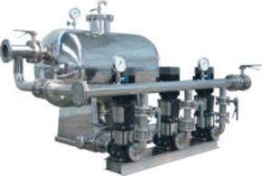 高层无负压变频供水设备