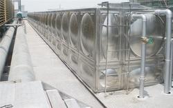 焊接水箱 北京不銹鋼水箱