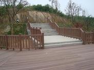 厂家批发优质生态木内外墙板 生态木地板 生态木装饰材料