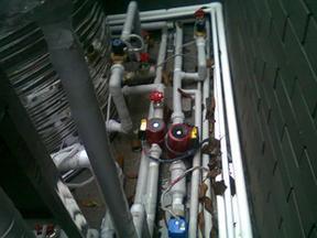 管道和水表安装