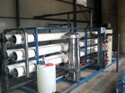 大型纯净水反渗透设备