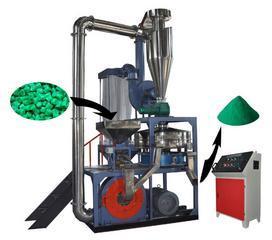 PE塑料磨粉机 磨盘式