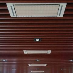 辐射式节能电热器 悬挂式辐射取暖器 高温瑜珈房设备