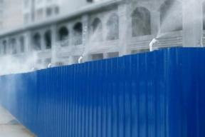 建筑工地喷淋降尘设备