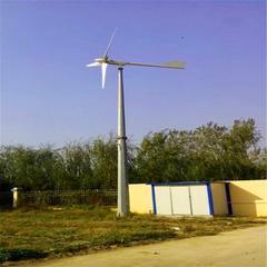 8203;山东宁津晟成500瓦风力发电机三相交流永磁风力发电机