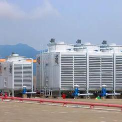 明新冷却塔厂家 空调闭式冷却塔 闭式冷却塔