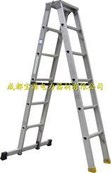 铝合金A型梯 人字梯 铝合金梯 成都梯子