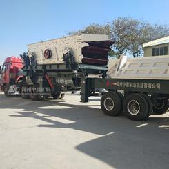 广东揭阳家装修垃圾处理设备多少钱一台 时产180吨分拣干净快速