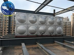 不锈钢生活水箱 不锈钢消防水箱厂家
