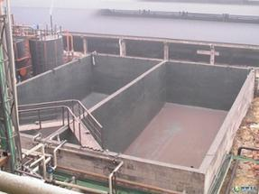 山东安徽玻璃钢污水池防腐铁罐除锈防腐