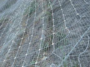 柔性钢丝绳防护网