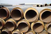 耐高温保温钢管闫晓阳15233787568聚氨酯发泡保温钢管