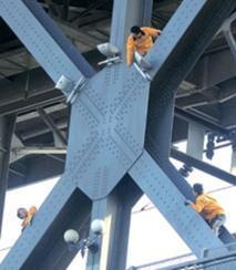 摩天轮钢结构防腐