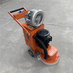 350自带吸尘环氧地坪研磨机 混凝土路面打磨机 粗磨细磨大理石研磨机