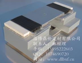 河北石家庄变形缝 铝板盖板变形缝