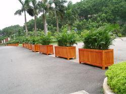 花园摆设/户外园艺用品/花盆花车花架/爬藤架/户外花箱