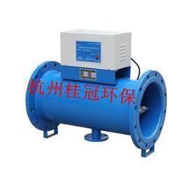 电子感应水处理器